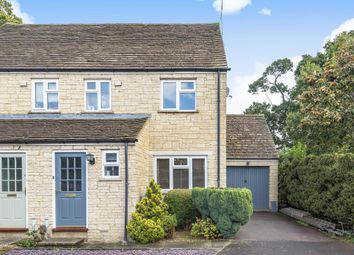 Thumbnail 3 bed semi-detached house for sale in Cogges, Witney