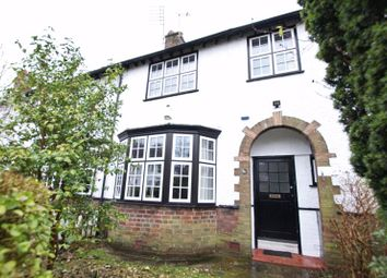 Thumbnail 3 bed terraced house for sale in Wavertree Nook Road, Wavertree, Liverpool