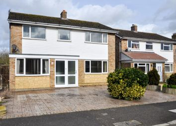Thumbnail 4 bed detached house for sale in St. Giles Close, Wendlebury, Bicester