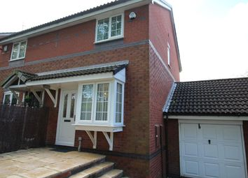 Thumbnail 2 bed semi-detached house to rent in Prince Edwin Street, Liverpool