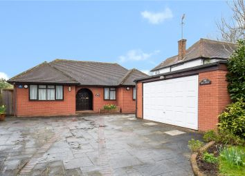 Thumbnail 4 bed detached bungalow for sale in Milespit Hill, Mill Hill, London