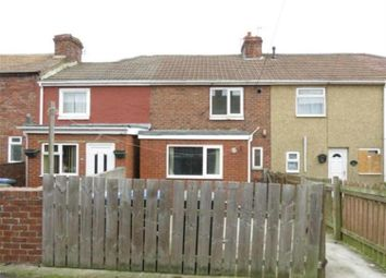 Thumbnail 2 bed terraced house for sale in Raby Avenue, Easington, County Durham
