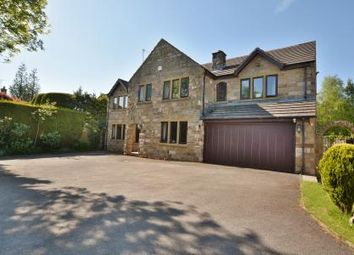 Thumbnail 6 bed detached house for sale in 7 Woodlands Close, Scarcroft, Leeds