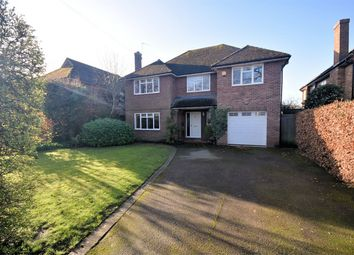 Thumbnail 5 bed detached house for sale in Dobbins Lane, Wendover, Buckinghamshire