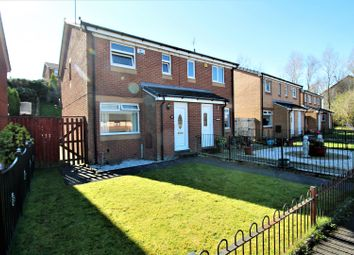 Thumbnail 2 bedroom semi-detached house for sale in Priesthill Road, Glasgow