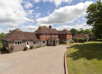 Thumbnail 7 bed detached house for sale in Bashurst Hill, Itchingfield, Horsham, West Sussex