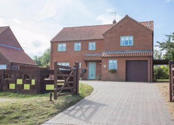 Thumbnail 5 bedroom detached house for sale in Little Fransham, Dereham, Norfolk