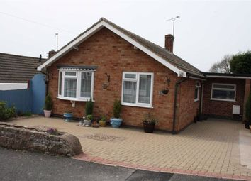 Thumbnail 2 bed detached bungalow for sale in Faire Road, Glenfield, Leicester