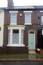 Thumbnail 3 bed terraced house to rent in Elderdale Road, Anfield, Liverpool