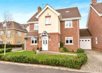 Thumbnail 5 bed detached house for sale in Witchford Gate, Maidenhead, Berkshire
