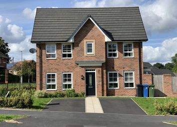 Thumbnail 3 bed semi-detached house for sale in Underwood Road, Hyde