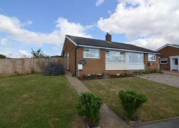 Thumbnail 2 bedroom semi-detached bungalow for sale in Dovedale, Felixstowe