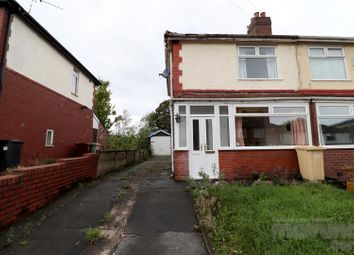 Thumbnail 3 bed semi-detached house for sale in Callis Road, Bolton