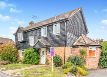 Thumbnail 3 bedroom detached house for sale in Jedburgh Close, Thatcham