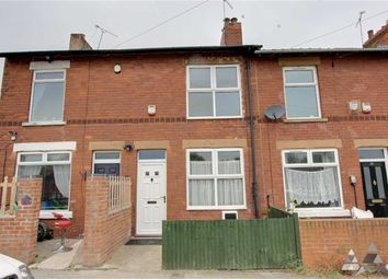 Thumbnail 2 bed terraced house to rent in Gladstone Street, Mansfield, Nottinghamshire