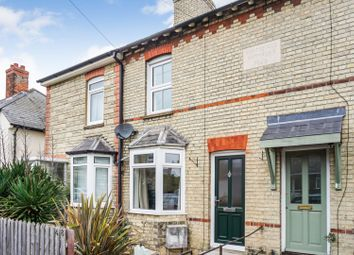 Thumbnail 3 bed terraced house for sale in Green Street, Royston