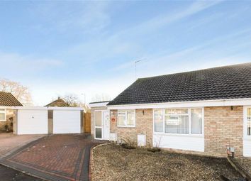 Thumbnail 2 bedroom semi-detached bungalow for sale in Ruskin Drive, Royal Wootton Bassett, Wiltshire
