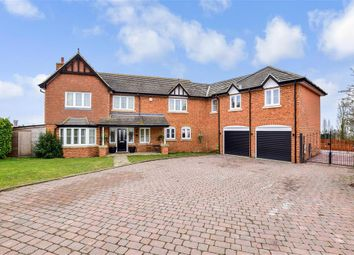 Thumbnail 6 bed detached house for sale in Court Tree Drive, Eastchurch, Sheerness, Kent