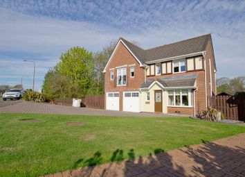 Thumbnail 5 bed detached house for sale in Murieston Valley, Murieston, Livingston