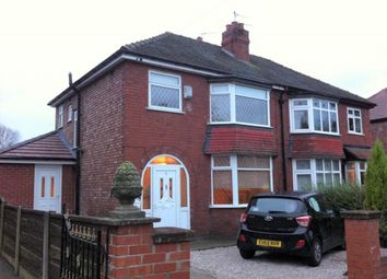 Thumbnail 3 bed semi-detached house to rent in Hastings Road, Eccles