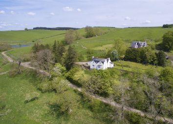 Thumbnail 5 bed detached house for sale in Easter Housebyres, Melrose, Roxburghshire