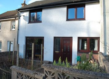 Thumbnail 3 bed terraced house for sale in Ardblair Terrace, Blairgowrie