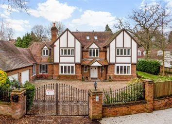 Burleigh Road, Ascot SL5. 6 bed detached house for sale