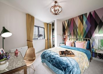 "Thumbnail 2 bed flat for sale in ""F.4"" at Paintworks, Arnos Vale, Bristol"