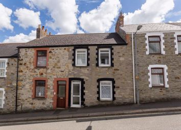 Thumbnail 3 bed terraced house for sale in St. Aubyns Road, Truro