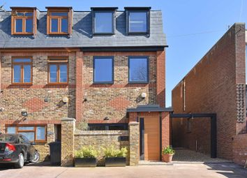 Grove Avenue, London W7. 4 bed semi-detached house for sale