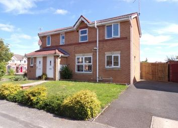 2 bed semi-detached house for sale in Tilbury Crescent, Barkby Thorpe, Leicester, Leicestershire LE4