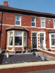 Thumbnail 4 bed terraced house for sale in Chatsworth Avenue, Bispham, Blackpool