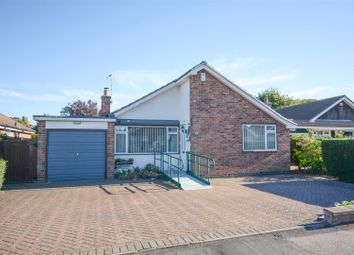 Thumbnail 3 bed detached bungalow for sale in Meadow Drive, Keyworth, Nottingham