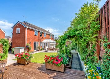 Thumbnail 3 bed semi-detached house for sale in Jubilee Close, Great Wyrley, Walsall