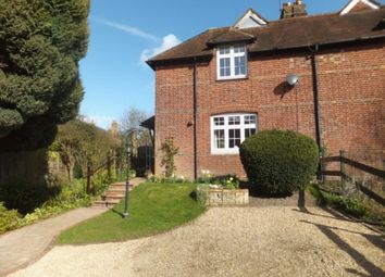 Thumbnail 3 bed semi-detached house for sale in Station Road, Otford, Sevenoaks