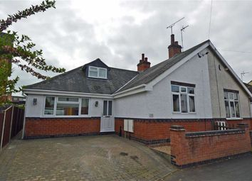 Thumbnail 3 bed semi-detached bungalow for sale in Horsewell Lane, Wigston