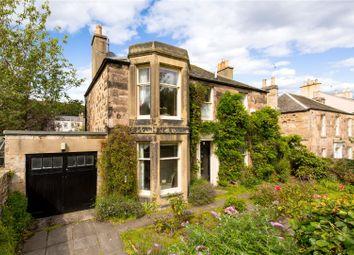 Thumbnail 4 bed detached house for sale in Dunerne, 16 Old Church Lane, Duddingston Village, Edinburgh