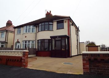 Thumbnail 3 bed semi-detached house for sale in St Georges Avenue, Thornton-Cleveleys