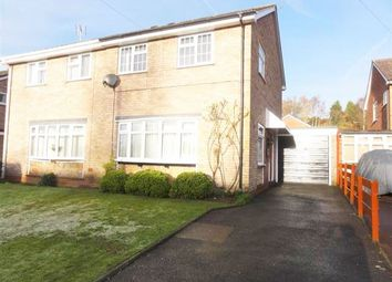 Thumbnail 3 bed semi-detached house to rent in Martham Drive, Compton, Wolverhampton