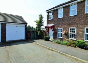 Thumbnail 3 bed semi-detached house for sale in Inchfield, Worsthorne, Burnley