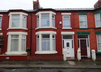 Thumbnail 3 bed terraced house to rent in Calthorpe Street, Garston