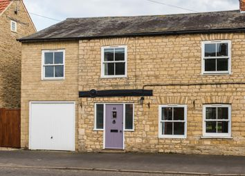 Thumbnail 4 bed semi-detached house for sale in King Street, West Deeping, Peterborough