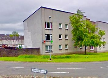 Thumbnail 2 bed flat to rent in Spruce Road, Cumbernauld, Glasgow
