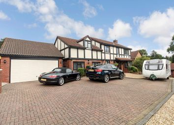 Thumbnail 5 bed detached house for sale in Shepherd Drive, Langstone, Newport