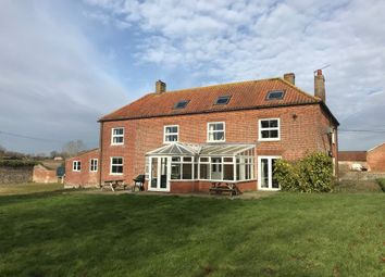 Thumbnail 7 bed detached house to rent in Oxwick, Fakenham