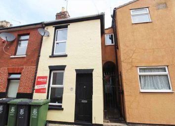 Thumbnail 2 bedroom terraced house for sale in Malakoff Road, Great Yarmouth