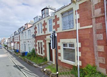 Thumbnail 1 bedroom flat for sale in 107, Nelson Street, Flat 2-1, Largs, North Ayrshire KA309Jf