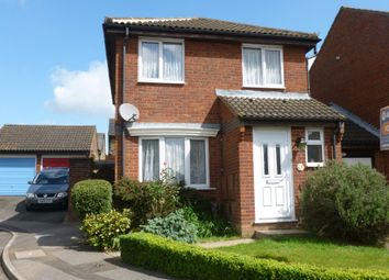 Thumbnail 3 bed link-detached house to rent in Troubridge Close, Willesborough, Ashford