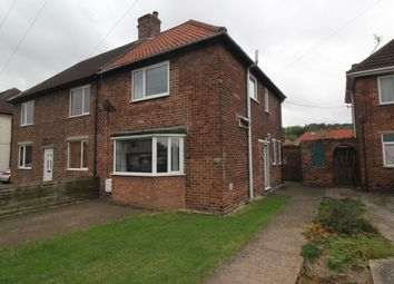 Thumbnail 3 bed semi-detached house to rent in Williams Street, Langold, Worksop
