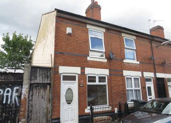 Thumbnail 2 bed end terrace house to rent in Cameron Road, Pear Tree, Derby